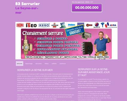 Serrurier La Seyne-sur-mer - Meilleur...