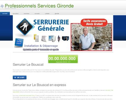 Serrurier 33110 Le Bouscat | Tony devis...