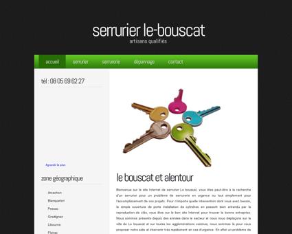 Serrurier Le Bouscat PAS CHER au 05-56-30...