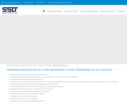 Serrurier Montpellier, serrurerie, tarif serrurier ...