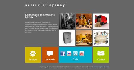 serrurier Epinay - 01 84 16 07 07 - Tarif PAS...