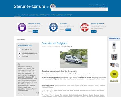 Serrurier Belgique | Groupe EuroLock |...