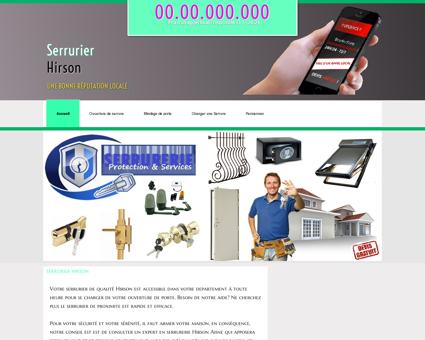 Serrurier Hirson - Astreinte clés perdu Hirson