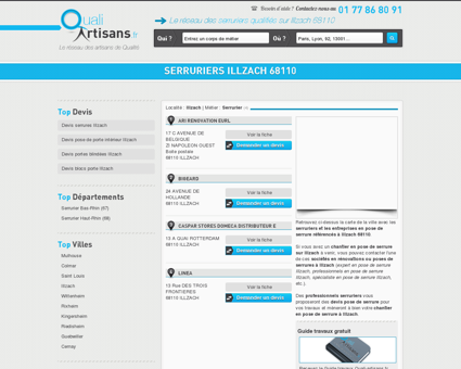 Serrurier Illzach 68110