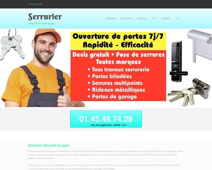 Serrurier Joinville-le-pont - Bon Rapidité et...