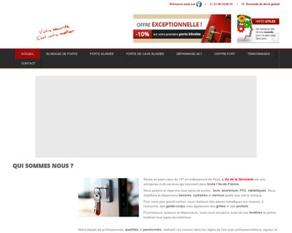 Serrurerie Fosses | las-de-la-serrurerie.fr