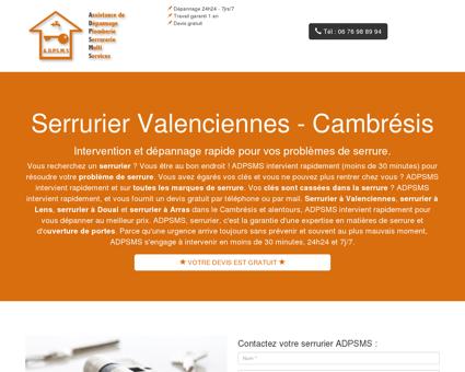 Serrurier Valenciennes - Cambrésis et...
