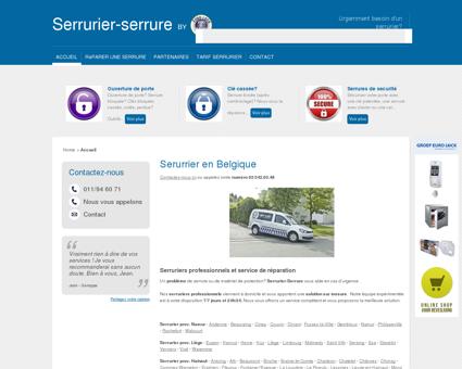 Serrurier Belgique   Groupe EuroLock  ...