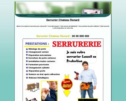 Serrurier Chateau Renard Tel: 04 84 25 87 87...