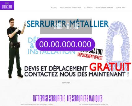 Serrurier 21000 Dijon | Tony Remise Internet ...