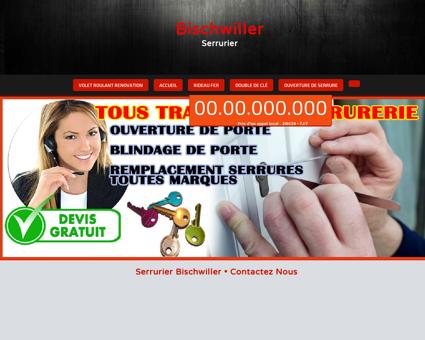 Serrurier Bischwiller - Entreprises Travaux...