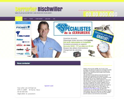 Serrurier 67240 Bischwiller - Métier...