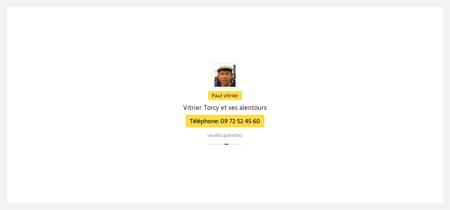 Vitrier Vitrier Torcy - Installation - Dépannage - Devis!