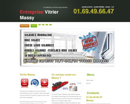 Vitrier 91300 Massy - Quentin emploi vitrier