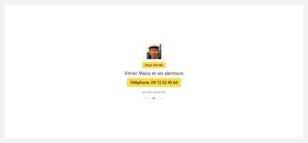 Vitrier Vitrier Massy - Installation - Dépannage - Devis!