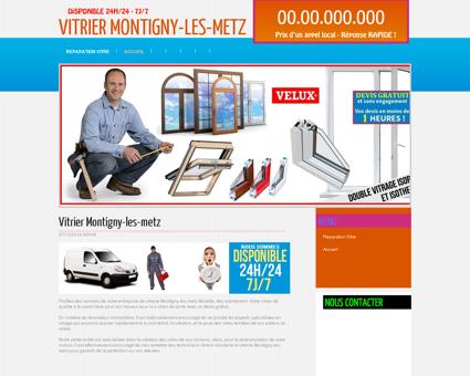 Vitrier 57950 Montigny-les-metz - Valentin...