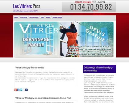 Vitrier 95370 Montigny-les-cormeilles -...