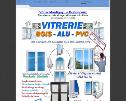 Vitrier Montigny Le Bretonneux 78180 tel:...