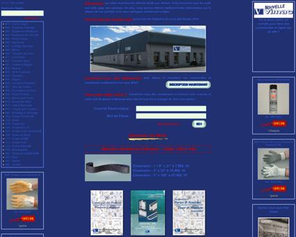Accueil - Distributeur des produits pour vitrier