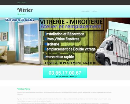 Vitrier Meru - Numéro 1 remplacement vitre