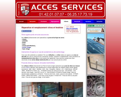 Reparation et remplacement vitres et fenetres ,...