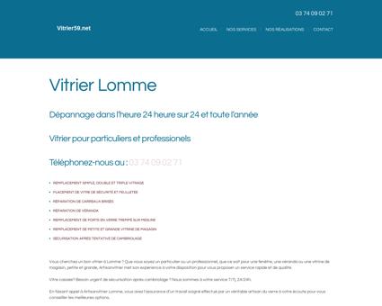 Vitrier Lomme: Artisan vitrier Lomme, vitrier...