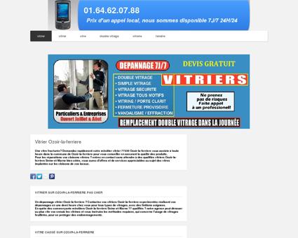 Vitrier 77330 Ozoir-la-ferriere | Theo...