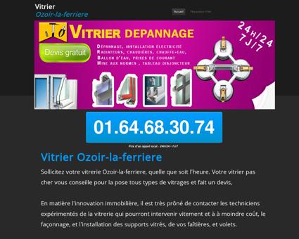 Vitrier Ozoir-la-ferriere | Expert devis vitre