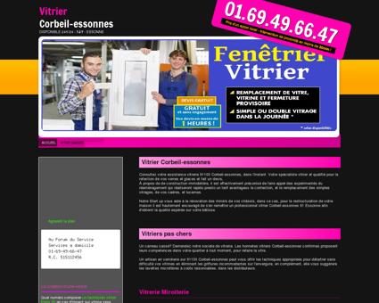 Vitrier 91100 Corbeil-essonnes   Entreprise...