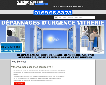 Vitrier Corbeil-essonnes - Timéo fenetre pvc prix