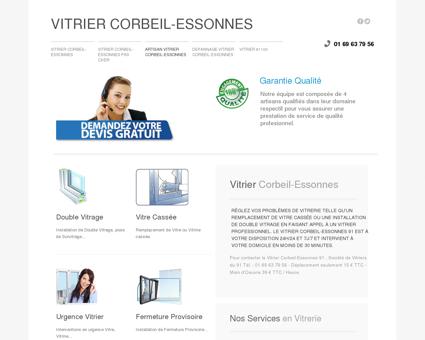 Vitrier Corbeil-Essonnes