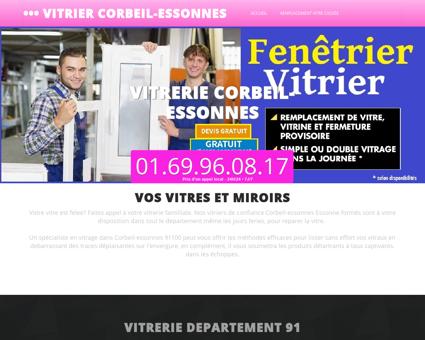 Vitrier Corbeil-essonnes - Erwan...