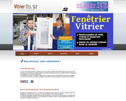 Vitrier 92340 Bourg-la-reine - Jean services...