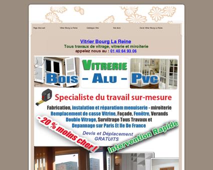 Vitrier Bourg La Reine 92340 tel:...