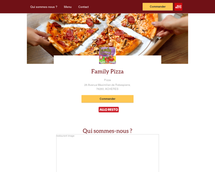 services Achères