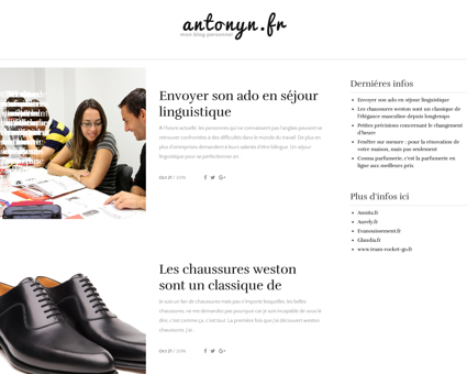 services Antony