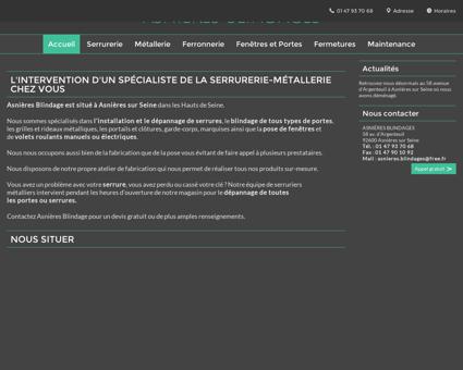 services Asnières