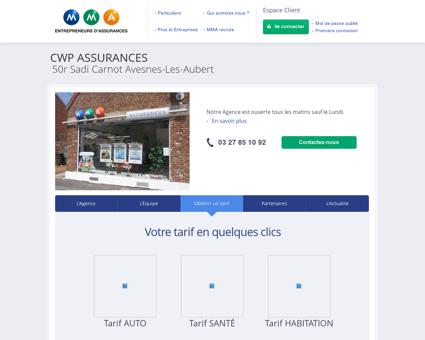 services Avesnes