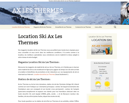 services Ax Les Thermes
