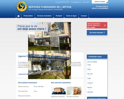 services Bruay