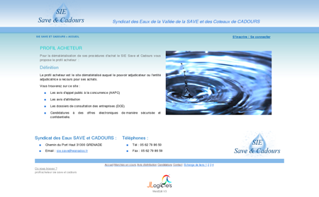 services Cadours