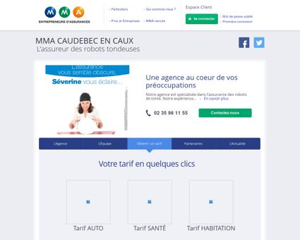 services Caudebec
