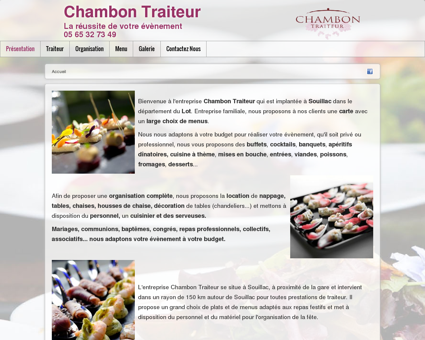 services Chambon