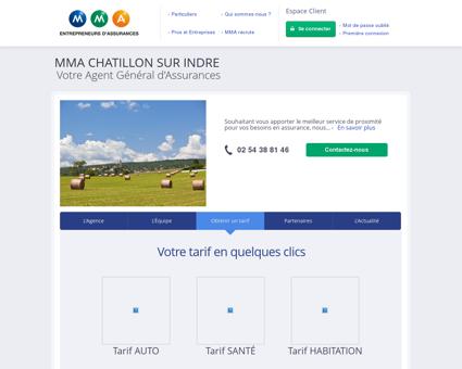 services Châtillon