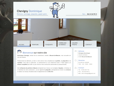 services Chevigny