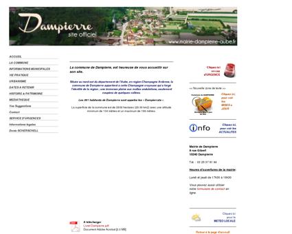 services Dampierre