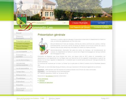 services Dommartin