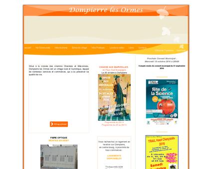 services Dompierre