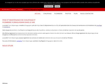 services Draguignan