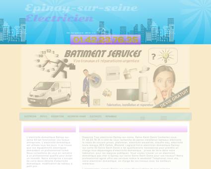 services épinay